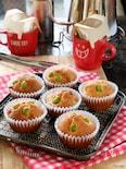 魅惑の甘じょっぱ系♡枝豆とチーズのマフィン!