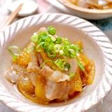 下味冷凍でラクうま♡『豚バラと大根の炒め煮』
