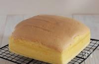 米粉で作る台湾カステラ