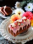 HM使用♡ベリーなチョコレートケーキ!