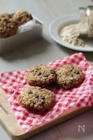 オートミールのチョコチップクッキー