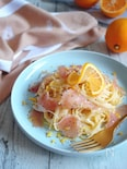 《食べたら惚れる♡》魅惑のレモンクリームパスタ