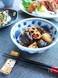 常備菜に☆茄子と蓮根の中華風南蛮漬け!