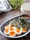 卵とあんをご飯かけても最高♡半熟卵のにらそぼろあんかけ