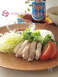 海南鶏飯(シンガポールチキンライス)