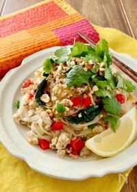 『ガパオ麺(フォー)』