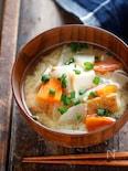 厚揚げと大根とにんじんの味噌スープ【#冷凍保存 #冷蔵保存】