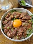 【10分スグでき】甘辛お味噌のスタミナ豚丼