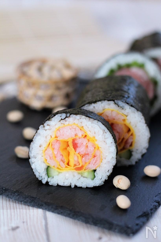 作り方 の 巻き 寿司