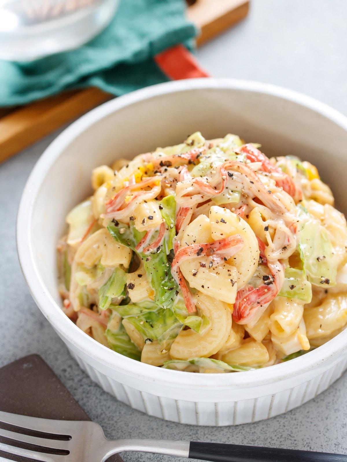 サラダ 期限 マカロニ 賞味