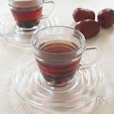 冬の薬膳茶*黒豆となつめでヘルシー♪