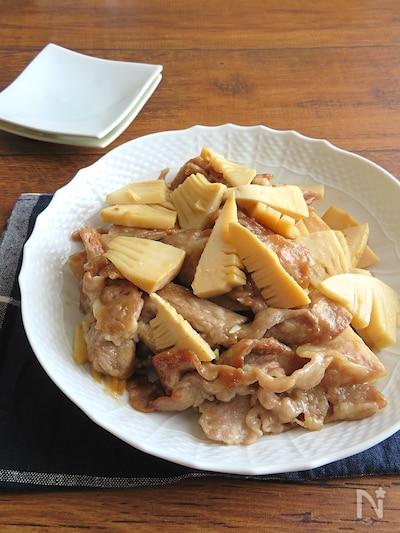 豚肉 レシピ たけのこ 特集「たけのこ料理」│キリンレシピノート