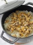 あさりと新生姜の炊き込みご飯