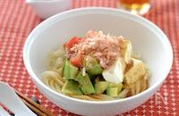 アボカドで作る!夏に食べたい、栄養たっぷりのお手軽うどんレシピ5選