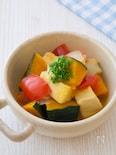 高野豆腐と野菜のコンソメ煮
