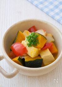 『高野豆腐と野菜のコンソメ煮』