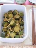 『きゅうりのキューちゃん』っぽいお漬物♪ 作り置きレシピ