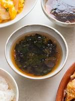 にらのオイスタースープ