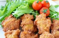 【カレー風味のチキンナゲット】鶏むね肉でも美味しいです😋
