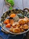 柔らか鶏肉とかぼちゃのとろみ煮