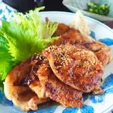【定番生姜焼きのコツ】黄金比タレで!絶品豚肉のしょうが焼き