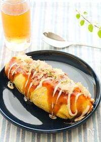 『ご飯派のお好み焼き☆オコライス』