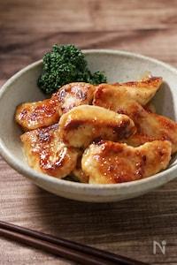 鉄板メシ♪食欲満点『鶏むねガリバタチキン』359kcal