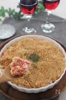 カニカマで作るかにクリーム風スコップコロッケ