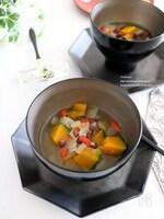 小豆とかぼちゃのスープ
