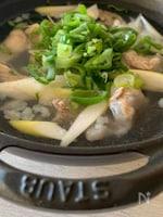 ⭐️牛すじスープ