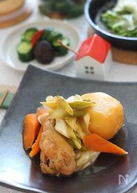 『鶏手羽元の旨煮』