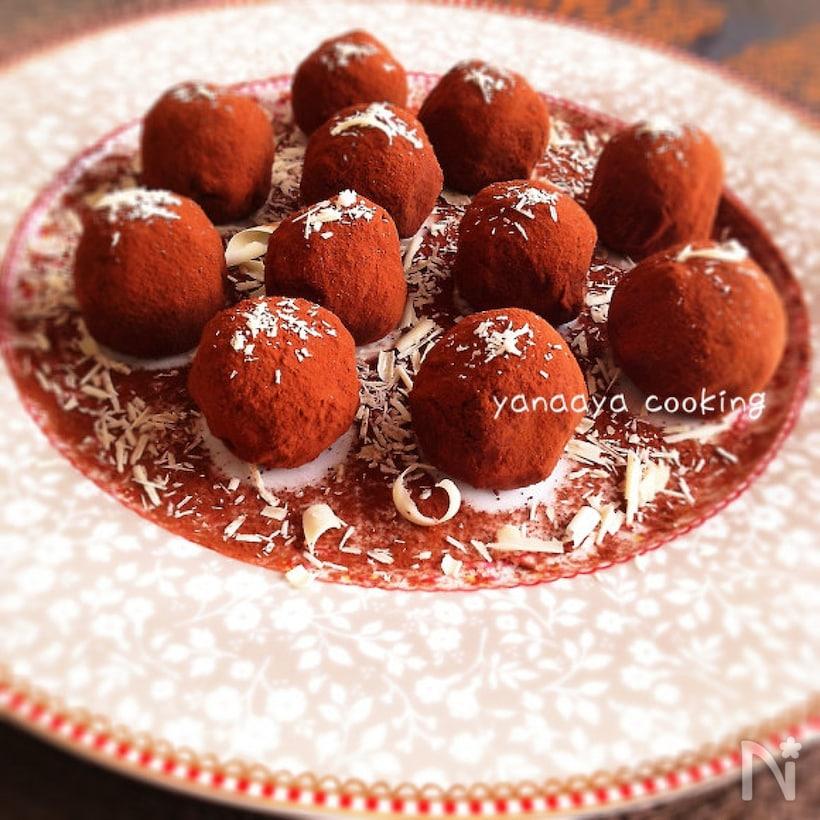 初心者さんでも大丈夫♪ バレンタインの手作りチョコレートレシピ15選の画像