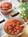 レンジで簡単♪濃厚トマトソース【冷凍・作り置き】