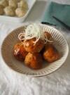 【冷凍ストックにも】大豆入り鶏団子。