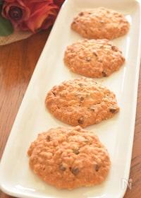 『オートミールチョコチップクッキー』