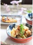 筍とふきの土佐煮