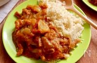 トマトがぎゅっ!カレー粉で作るシーフードカレー #ブルグル