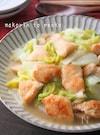 簡単!鶏むね肉と白菜のトロッと中華煮