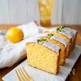 レモン香る♪レモンパウンドケーキ