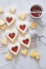 【適糖生活】ジャムサンドクッキー スローカロリーシュガー