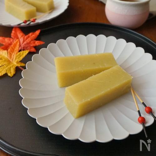 しっとり&優しい甘さの芋ようかん
