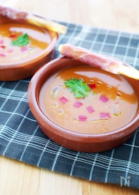 『ガスパチョ(アンダルシアの冷たいスープ)』