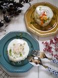 美味さ満点SNS映え こんがりお焦げととろ〜り卵の焼きTKG