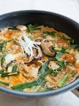 『豆腐とニラの卵とじ』#簡単#のっけご飯