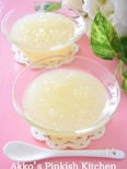 果実ぎっしり♡グレープフルーツゼリー 基本のレシピ
