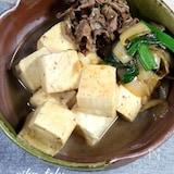【基本の和食】こっくり肉豆腐。