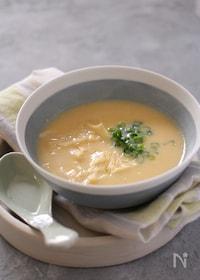 『ゆばの中華風コーンスープ』