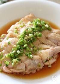 『葱油鶏(ソンユーチー)』