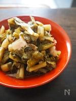 信州木曽で300年以上前から伝わる発酵食品「すんき」