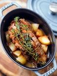 STAUBで作る、豚肉のやわらかロースト